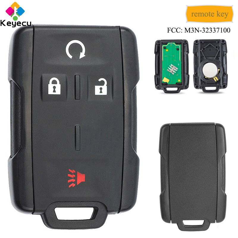 1 New Replacement Keyless Transponder Ignition Key For Chevy GMC B119-PT B116-PT