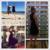 Цветущий Студня Платье Черепаха Шеи Ruched Темно-Синий Партия Колен Платье Шифон Повседневный 2016 Элегантный Темно-Синий Летнее Платье