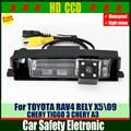 Car rear view camera night vision auto parking camera backup reverse camera for TOYOTA RAV4,RELY X5\09 CHERY TIGGO 3,CHERY A3
