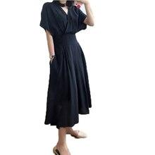 2016 Summer Sexy Women Dress Casual Long Dress Sexy V Neck Beach Side Convertible Dress Robe Longue Femme Dress