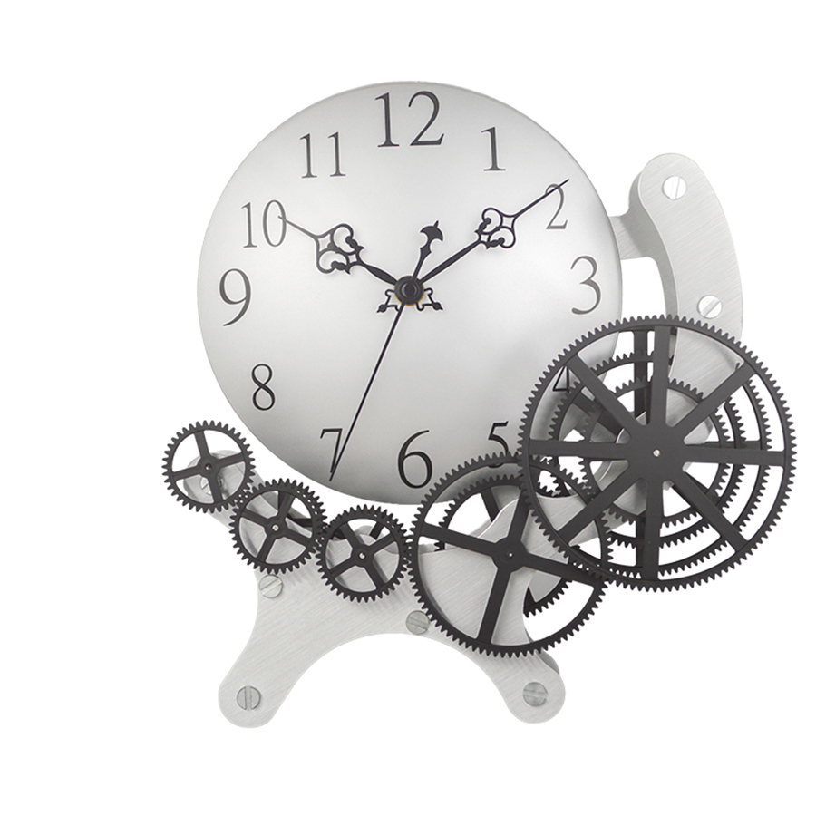 Creative Lager salon horloge murale Design moderne montre mécanisme horloges murales caché planque Relogio Parede idées cadeaux horloges