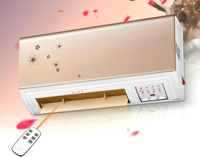 Chauffe-eau chauffe-eau dans la salle de bain télécommande des radiateurs électriques ménagers bain et pendaison
