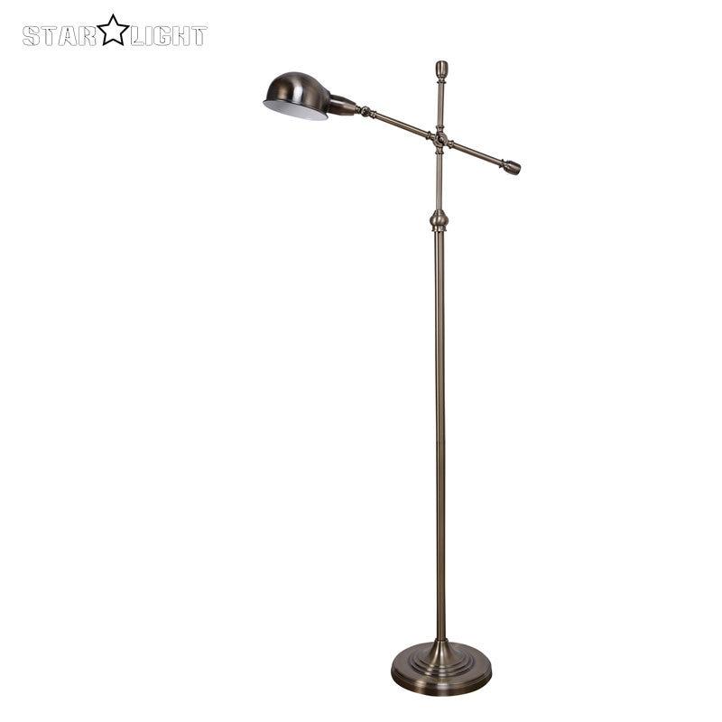 antique bronze adjustable floor lamp font lamps contemporary