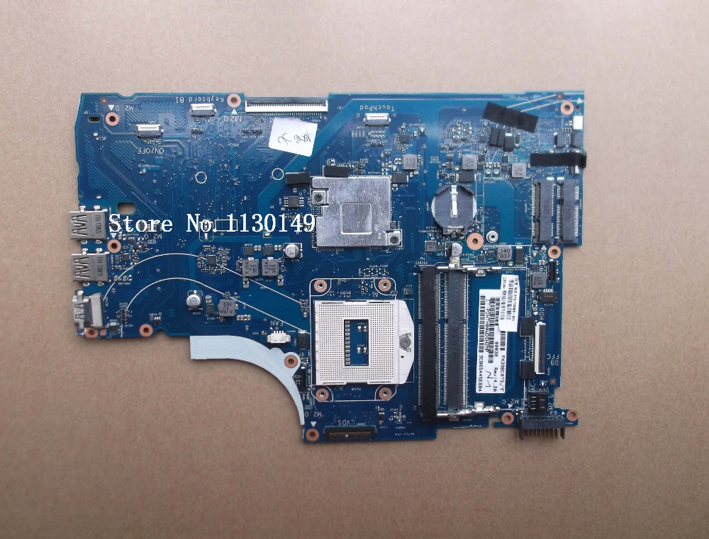 720565-001 Free shipping 720565-501 board for HP envy15 15-J000 15T-J000 15T-J100 series laptop motherboard with HM87 chipset 720566 501 720566 001 for hp envy 15 15t j000 15t j100 motherboard geforce gt740m 2gb ddr3l