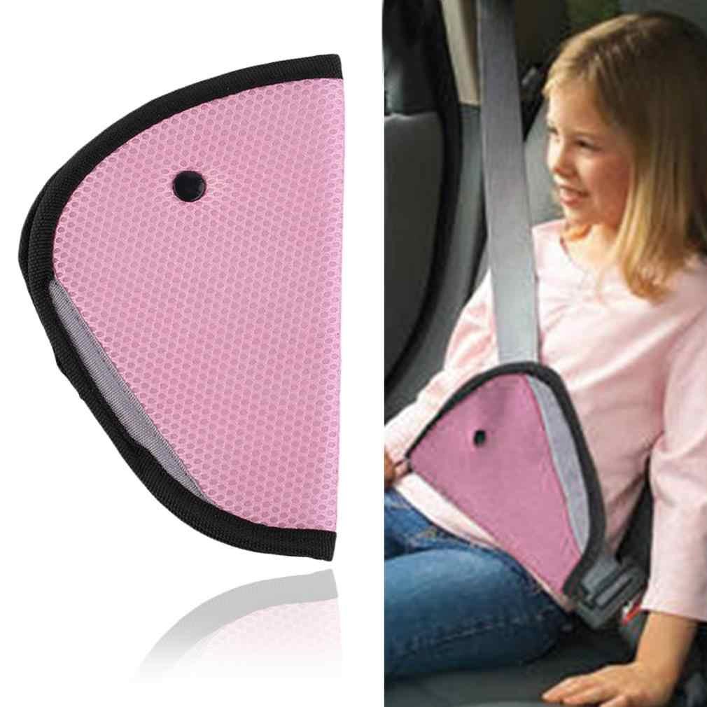 Pro2Color niños COCHE SEGURO ajuste cinturón de seguridad de coche ajuste dispositivo bebé niño protector posicionador breatabl