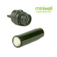 Substituições do filtro de miniwell l600    filtro de uf e filtro de fibra de carbono (ajuste no filtro de água da palha de miniwell l600)|filter nd|filter water|filter straw -