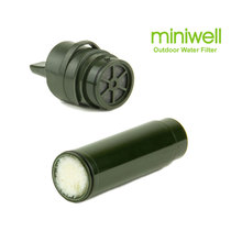 miniwell L600  filter replacements — UF Filter and Carbon fiber filter(fit in miniwell L600 Straw Water Filter)
