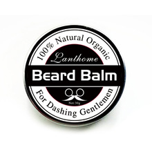 New Organic Beard Oil Beard Wax Balm Hair Loss Products Leave-In Conditioner For Groomed Beard Growth Men Moustache Growth Care