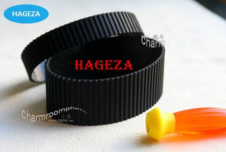 Nouveau 18-35 rubbre pour sigma 18-35mm f1.8 focus caoutchouc 18-35 Focus et zoom peau, un ensemble de, objectif Pièce De Réparation