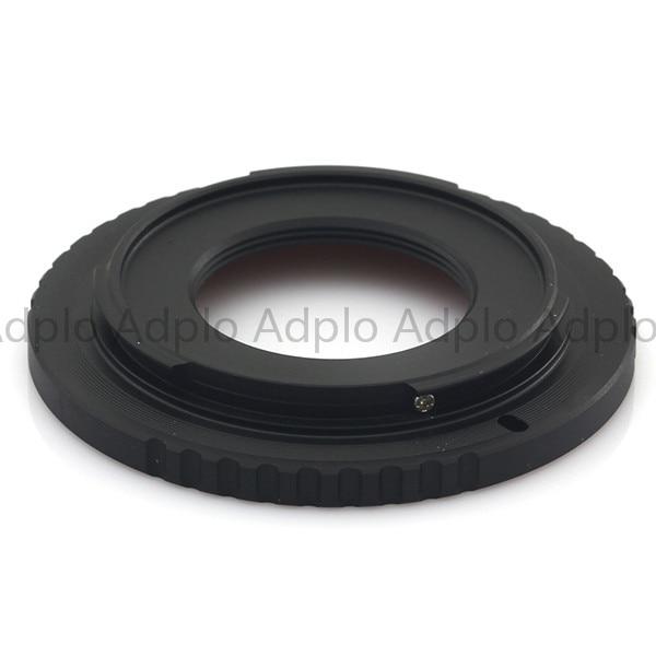 50mm f1.4 C mount Lens + C-Micro M4 / 3 / NEX / N1 / Pentax Q / Fuji - Camera en foto - Foto 5
