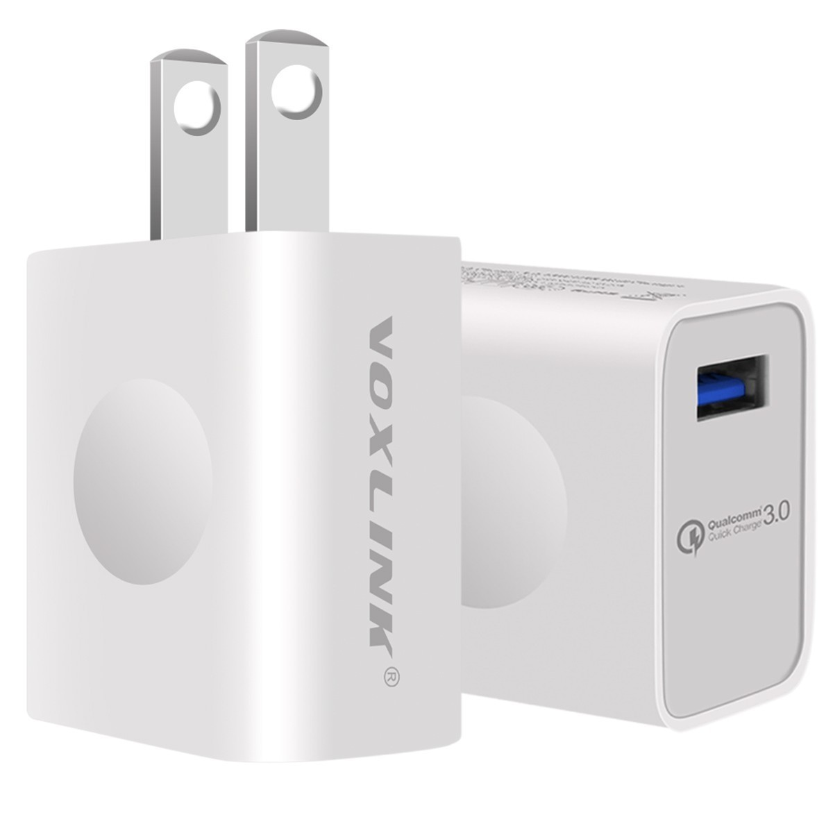 iphone quick charge. aliexpress.com : buy [qualcomm certified] voxlink quick charge 3.0 usb full 18w fast travel charger for iphone htc lg a9 + cable from reliable iphone g