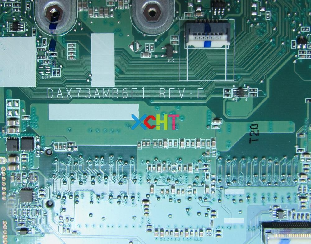 XCHT For HP Probook 455 G3 Series 828432 601 828432 001 DAX73AMB6E1 A8 7410 UMA Laptop Motherboard Tested & Working Perfect