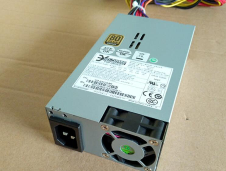 for 1U  Power supply  250W YM-6221A Active PFC 80plus original fsp180 50pla wide format small 1u pfc power supply itx pos machine power supply
