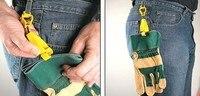 500 шт. металла Обнаруживаемая пластиковые перчатка клип пластиковые рабочих Перчатки клипы работать зажим безопасности работы Перчатки гв