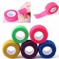 1pcs Waterproof Self Adhesive Elastic Wrap Finger Bandage Strip Nail Art Skin Care Protect Treat Tape