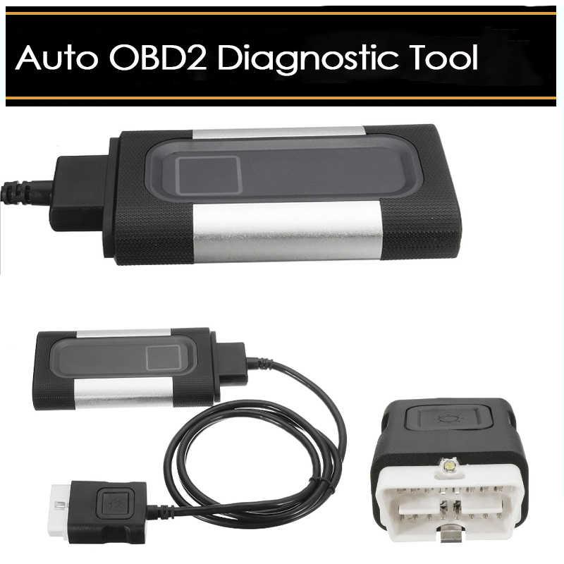 NWIEV OBD2 Car Fault Diagnostic Scanner Detector Tool For Peugeot 307 206  407 Citroen C4 C5 C3 Honda Civic Accord CRV Lada Vesta