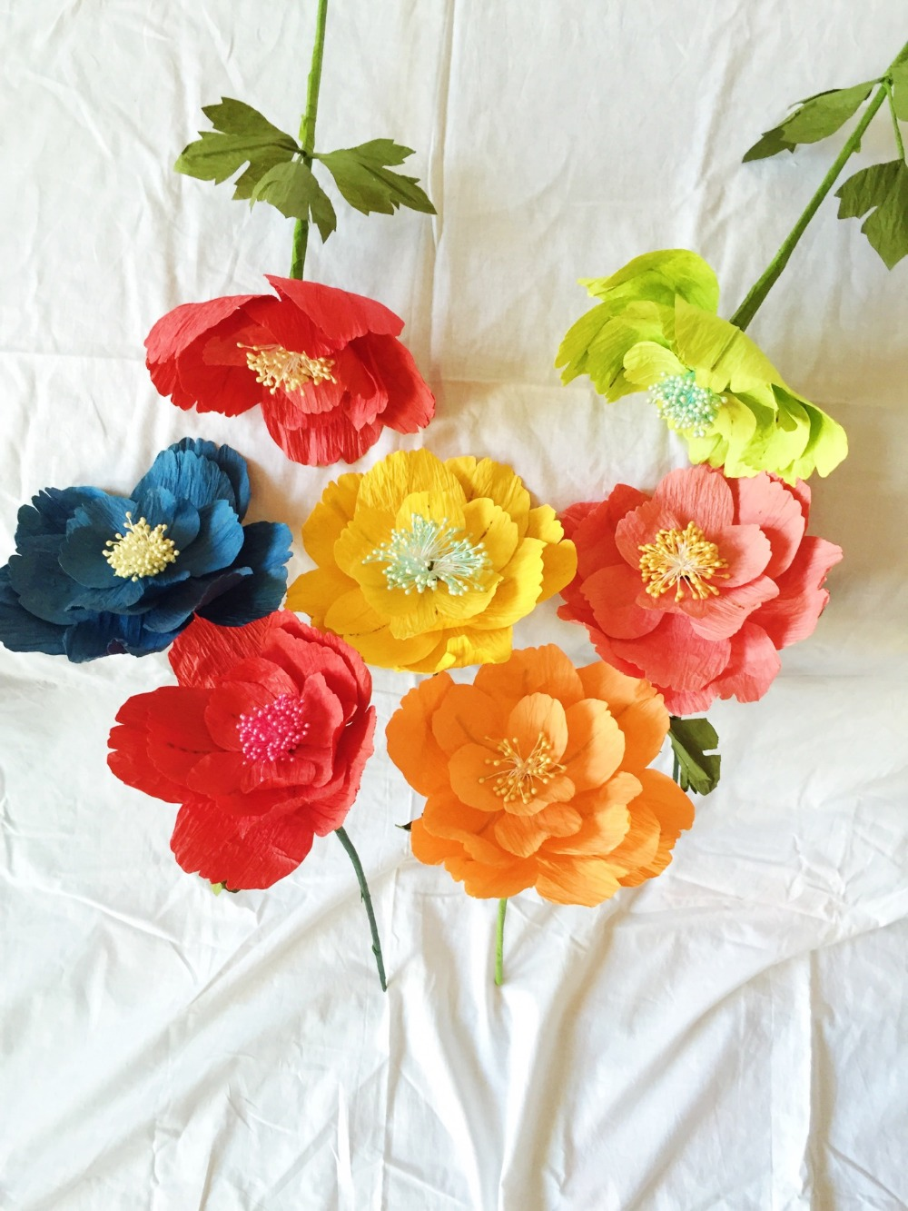 Diy pot decorations paper flowers promotion shop for promotional diy paper vine peony wedding holiday family gatherings decoration decorative potted home environment dhlflorist Choice Image