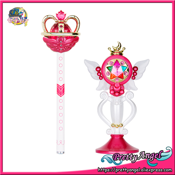 Original Bandai Sailor Moon Prism Stationery Pointer Ballpoint Pen Eternal Tiare Set аксессуар moon weston pointer x power 600