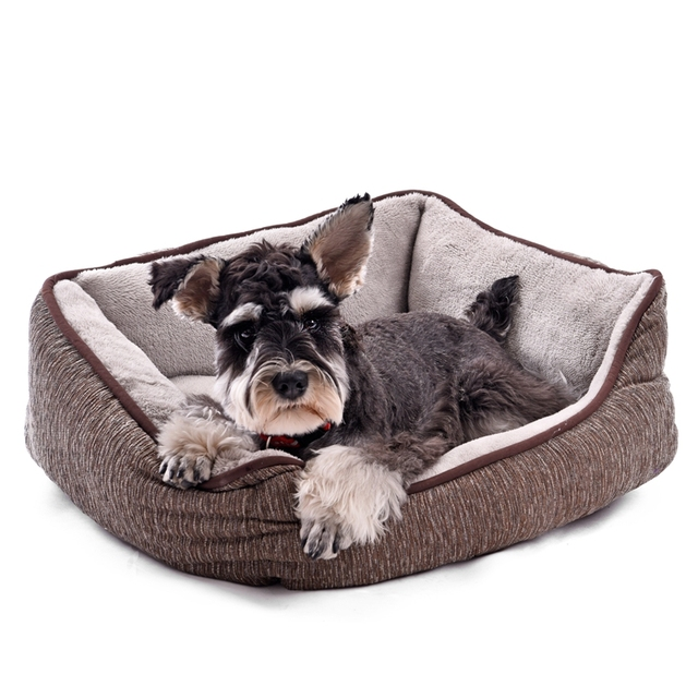 luxury dog beds high quality dog bed luxury pet house winter warm thick bed for