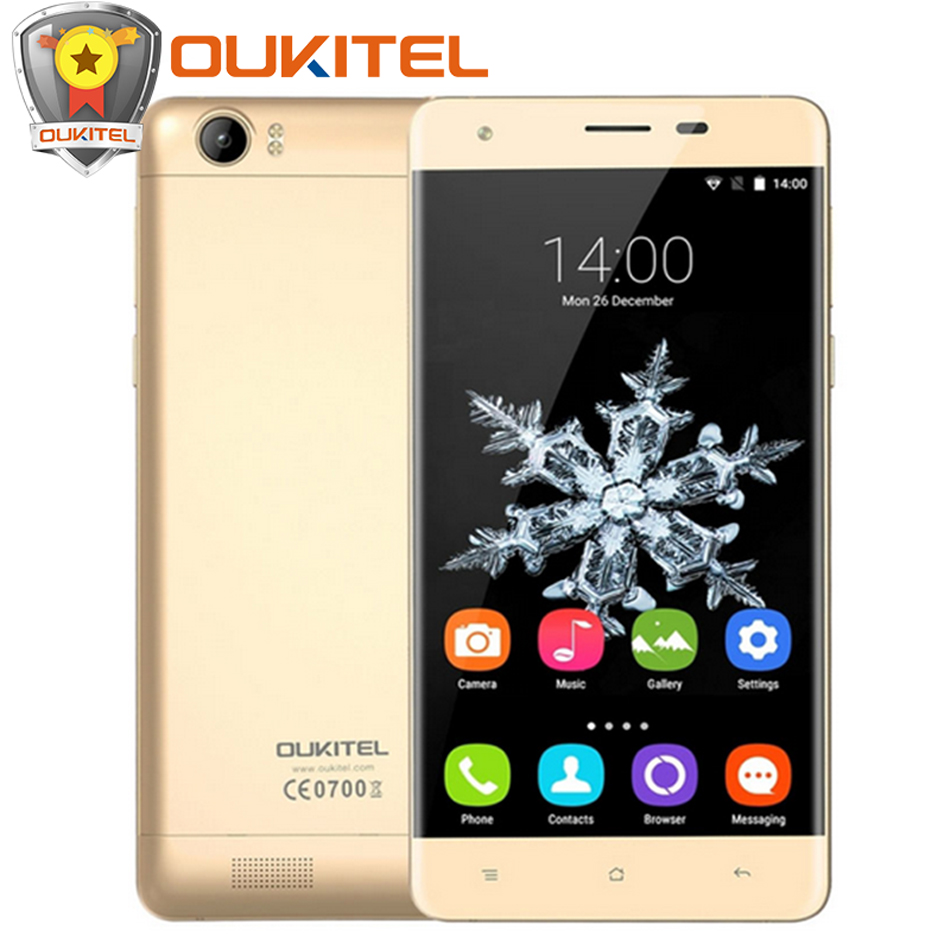 Original Oukitel K6000 4G LTE font b Mobile b font font b Phone b font MTK6735P