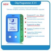 JC PR01000S V1 per 7/7 P/8/8 P/X/XR/XS/ XS Max fotosensibile Originale di tocco di colore shock baseband chip di Logica Onnipotente programmatore