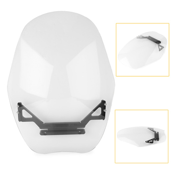 Motorcycle Windshield Windscreen For Harley Davidson VRSCF V-Rod Muscle 2009-2017 & Night Rod Special 2012 2013 2014 2015-2017