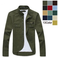 New 2014 Spring Brand Military Water Wash Men S Suit Army Casual Jacket Mens Fashion Slim