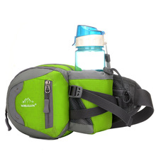 Sports Outdoor Water Bottle Pockets Tourism Travel Fitness Running Package with Men and Women