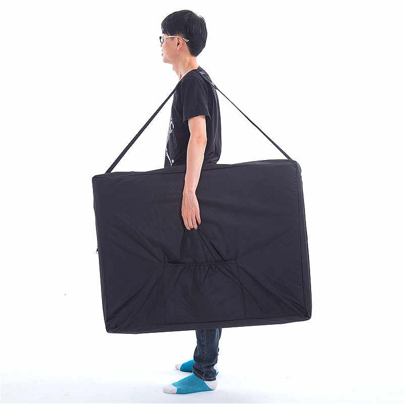 J30 Складная кушетка для массажа, сумка для переноски-кровать для салона красоты принадлежностей прочный 600D Ткань Оксфорд водонепроницаемый рюкзак 93*70 только мешок без кровать