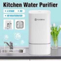 4 bühne Arbeitsplatte RO Wasserfilter Membran Umkehrosmose Wasser Filter System Technologie Küche Typ Haushalt verwenden