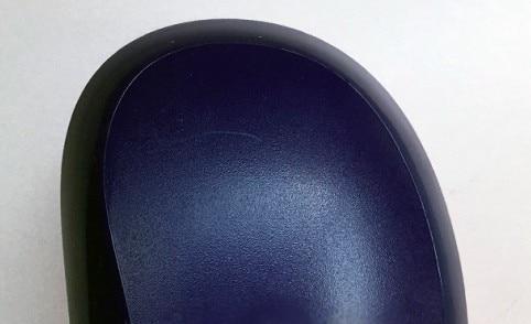 Профессиональная расческа модный простой гребень черного цвета 10 шт./лот цвет черного/розового/синего и фиолетового цвета для волос расческа - Цвет: Фиолетовый