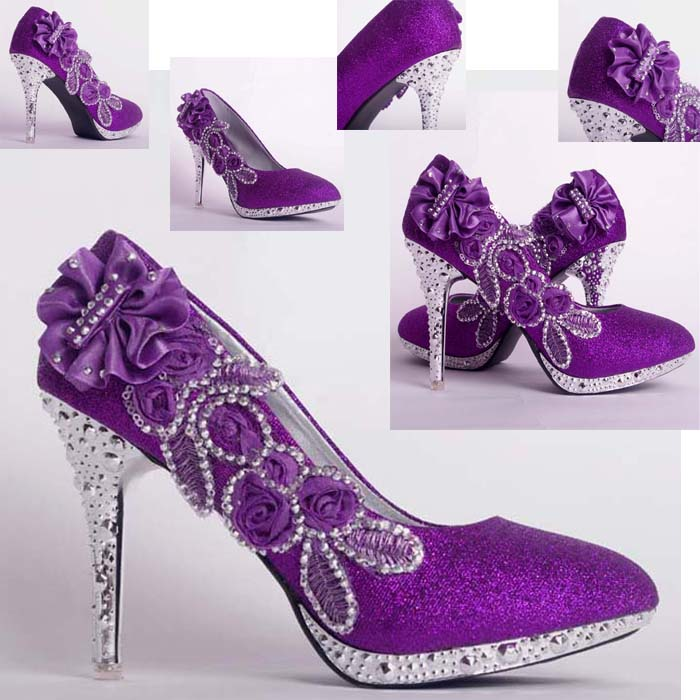 Aliexpress.com : Buy Bling Glitter Lace Rose Flowers Evening Party ...