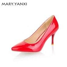 Big Size 34-47 women shoes Elegant pumps Fashion Slingbacks high thin heels women pumps office career women work pumps shoes