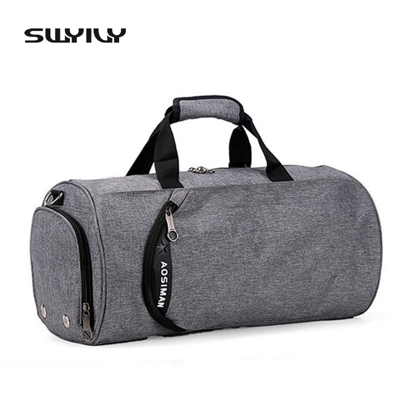 New Men Gym Bags For Training Waterproof Basketball