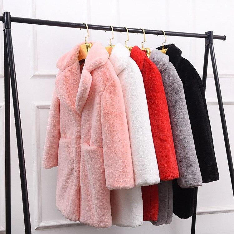 gris Rouge Faux D hiver Des Femmes 9045 Manteau Vison Vêtements blanc De  Imitation Fourrure rose Haute Mode qwf6F 0f88922280e