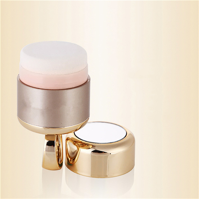 Fashion Electric Vibrating Powder Puff Sponge Foundation Kit Flawless Makeup Applicator Beauty Cosmetic Foundation Sponge