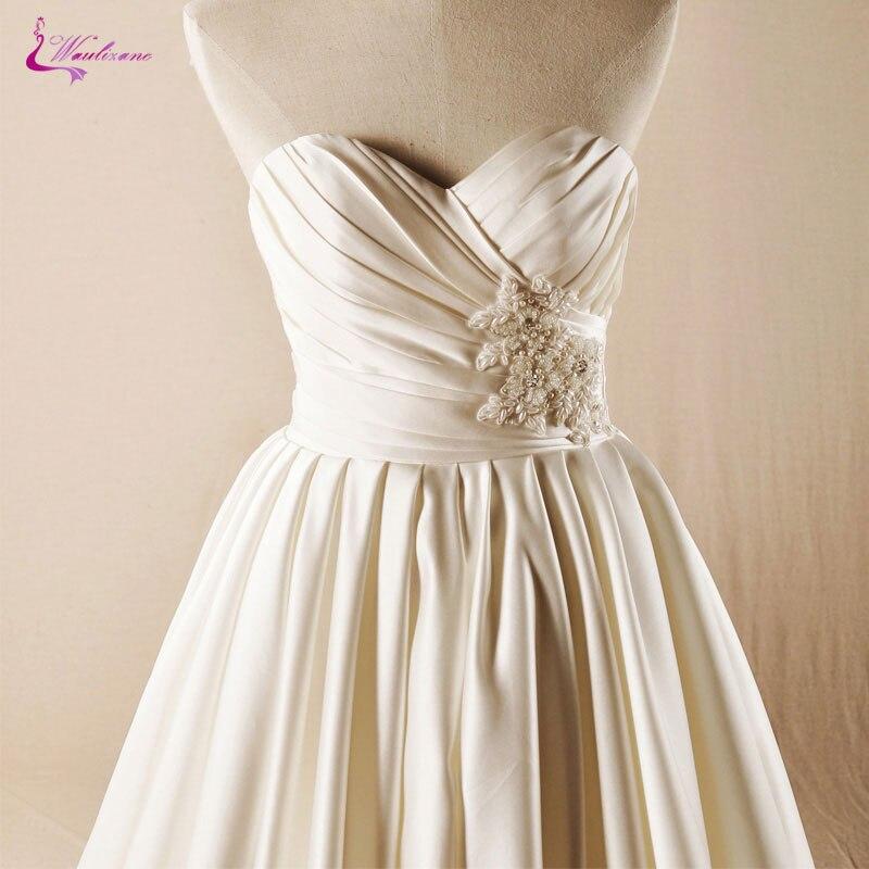 Waulizane Luxus Sweetheart Reich A linie Brautkleider Distinctive ...