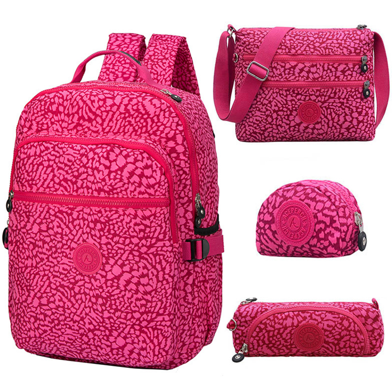 ACEPERCH Original Casual Back To School Bags Teenage Backpacks for Girl for School Women Mochila Feminina