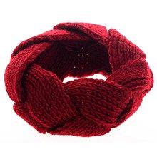 Fashion Crochet Knitted Head wrap Headband Hair Band