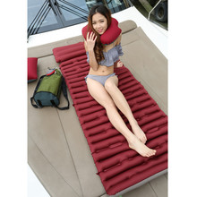 Outdoor tent moistureproof cushion car travel inflatable bed single person personal waterproof air