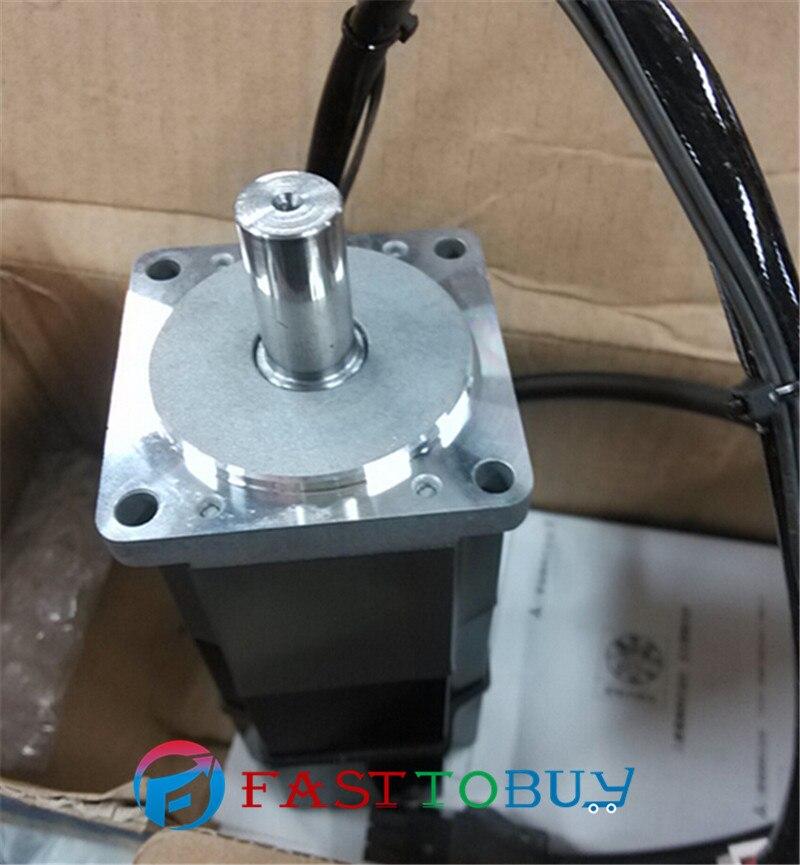 все цены на  HC-KFS23B+MR-J2S-20A 200V 1.1A 200W 0.64NM 3000rpm Brake AC servo motor Drive Kit with 3M Cable New  онлайн