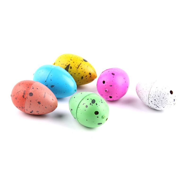 HOT 10 pcs/lot Growing <font><b>Dinosaur</b></font> <font><b>Eggs</b></font> Kids <font><b>Toy</b></font> Magic Inflatable Hatching <font><b>Dinosaur</b></font> Add Water Learning Educational Funny <font><b>Toy</b></font> Gifts image