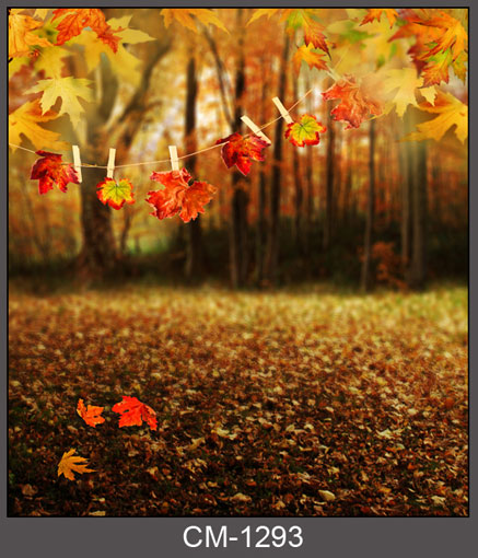 Fall golden leaves photography backgrounds scenery photo backdrop for photo studio photographic background fotografia props natural landscape golden leaves vinyl digital cloth photographic backdrop for photo studio photography background props s 647