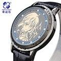 Xingyunshi Anime Impresionante Pantalla Táctil LED Reloj Resistente Al Agua reloj de Los Hombres y Mujeres Relojes Luminosos Relojes Digitales Para las mujeres
