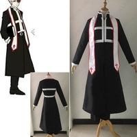 Anime My Hero Academia Todoroki Shoto Priest Boku no Hero Academia Cosplay Costume