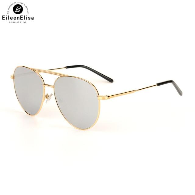 131511b2e9f7c EE 2017 Venda Quente Piloto Espelhado Óculos De Sol Das Mulheres Óculos De  Sol Masculino Óculos