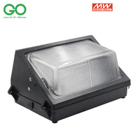 LED Wall Pack Lights 60W 80W Outdoor Wall Mounted Industrial Light Meanwell UL ETL SAA CE Equal 600W Traditional Wallpack Lamp