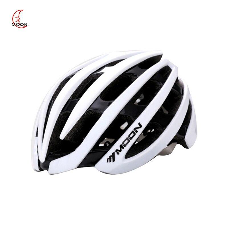 MOON MTB Cycling Helmet Ultralight EPS In molded Mountain Highway Adult Bike Helmet 2019 Bicycle Helmet