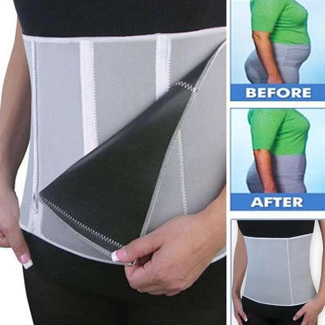 2018 New Design Men Body Shaper Belly Underwear Waist Cinchers Ajustable Waist Support Brance Corsets Men Slimming Belt
