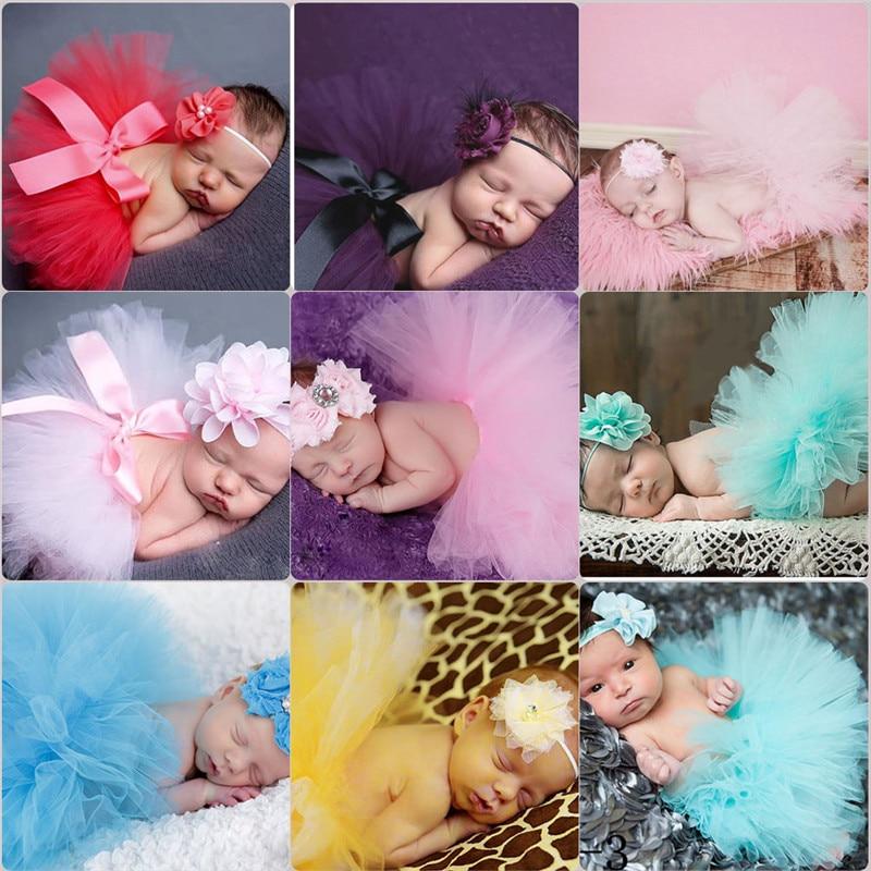 Otroški fotografski rekviziti za novorojenčke Oprema za trak krilo - Oblačila za dojenčke - Fotografija 2
